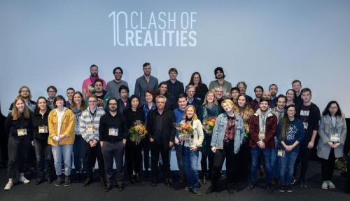 Speakers and Organizer of the 10th Clash of Realities