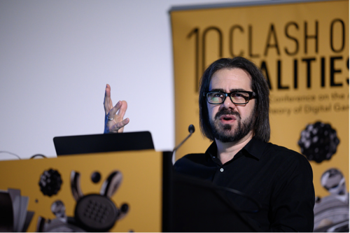 Ian Bogost Keynote Main Day 2