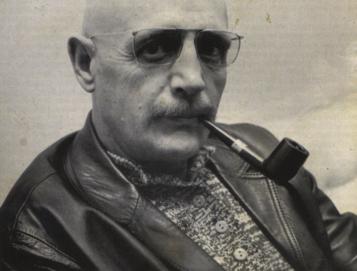 Wolfgang Menge, um 1970 (Quelle: Wolfgang Menge)