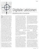 digitale lektionen