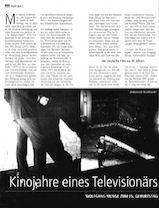 kinojahre eines televisionärs cover