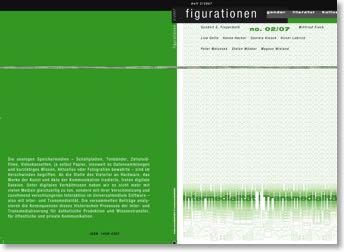 Intermedialität // Transmedialität cover